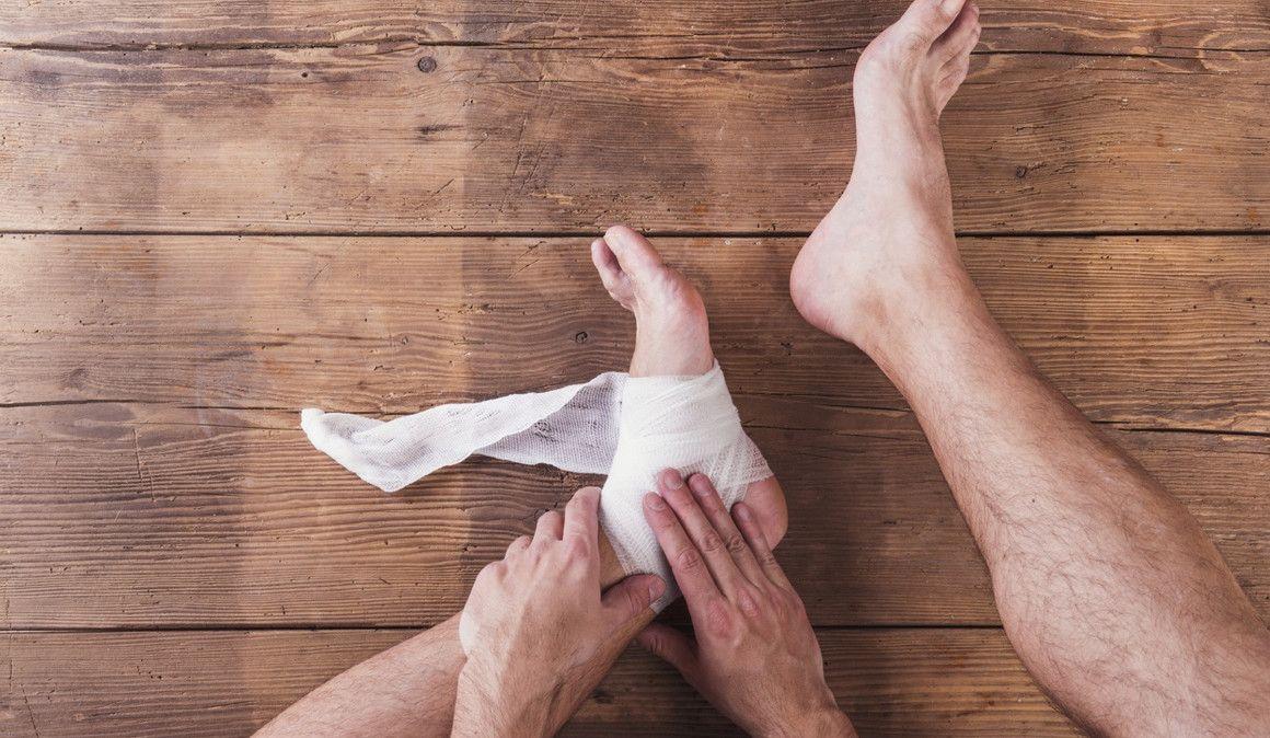 Todo lo que tienes que saber del esguince de tobillo