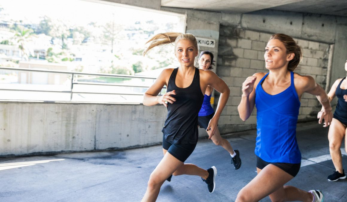 ¿Cómo correr más rápido?