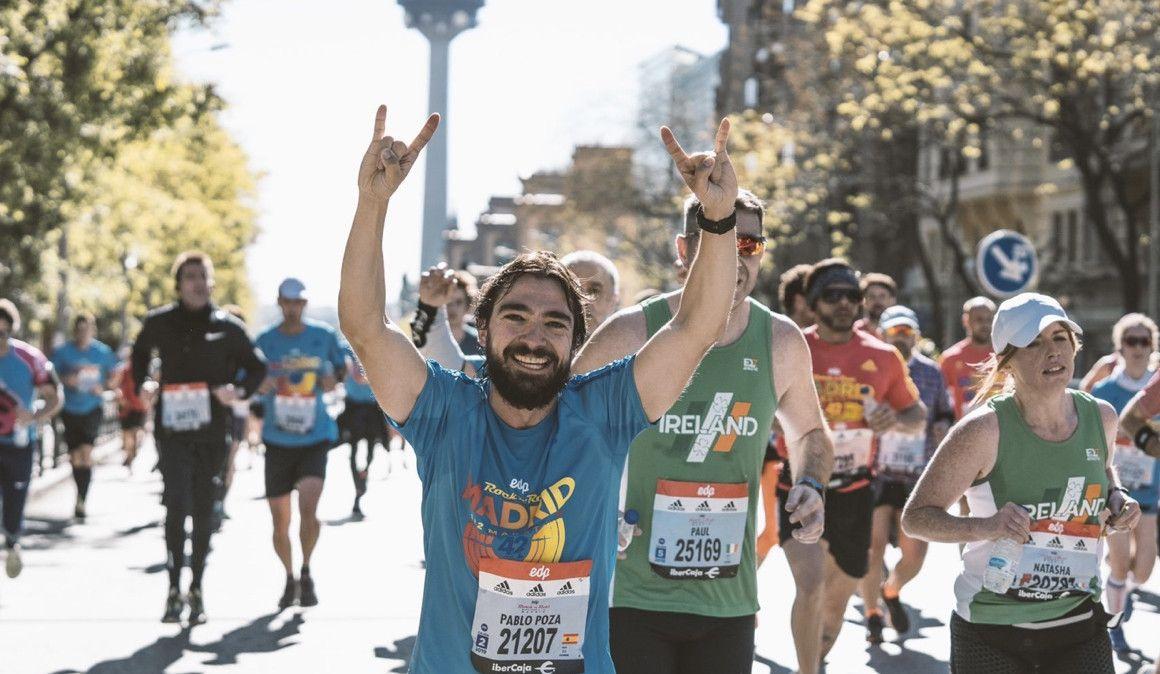 Las inscripciones del Maratón de Madrid, a ritmo de récord