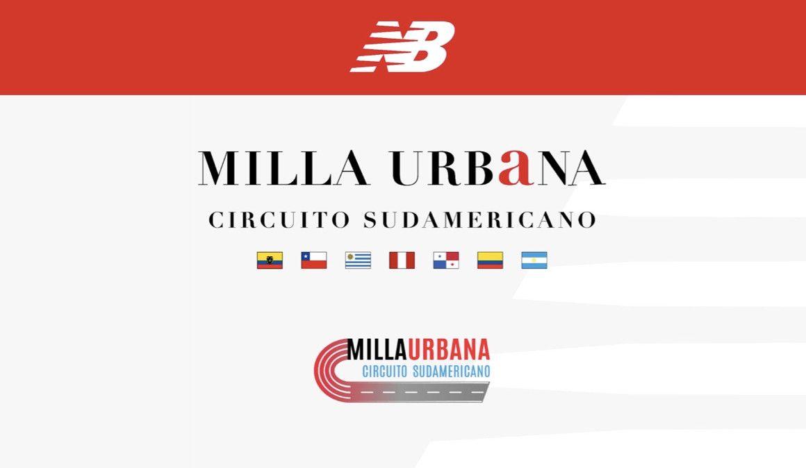New Balance se suma al Circuito Sudamericano de Milla