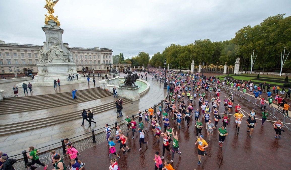 El medio maratón de los parques de Londres
