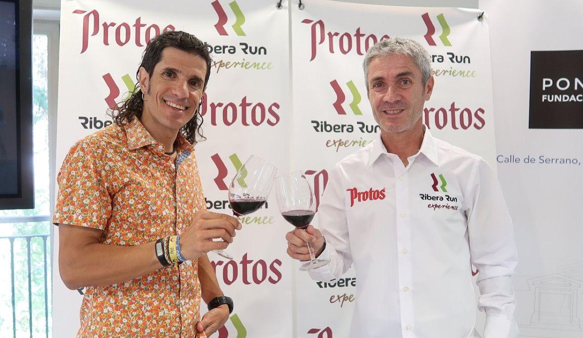 Martín Fiz se suma a la Ribera Run Experience