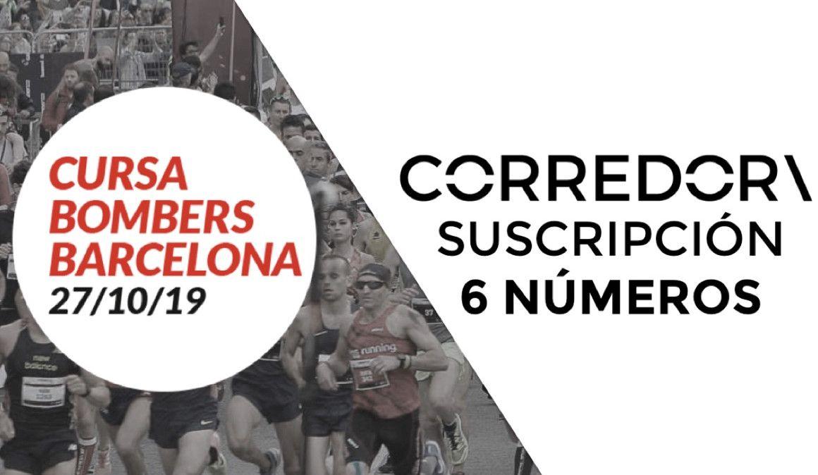 Cursa Bombers + Suscripción 6 números CORREDOR\ por 17€