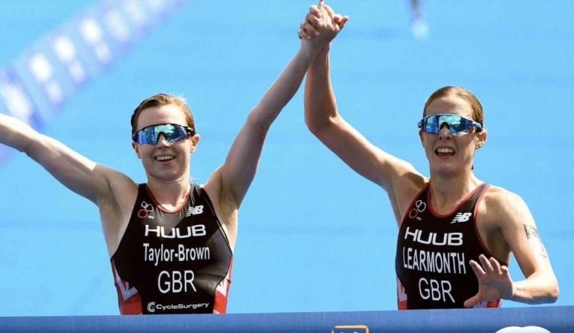 ¿Podrían descalificar a dos atletas por compartir victoria?