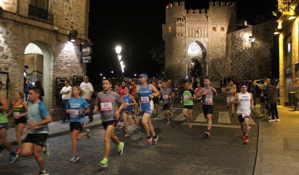 La Nocturna de Toledo, una de las carreras más bonitas de España