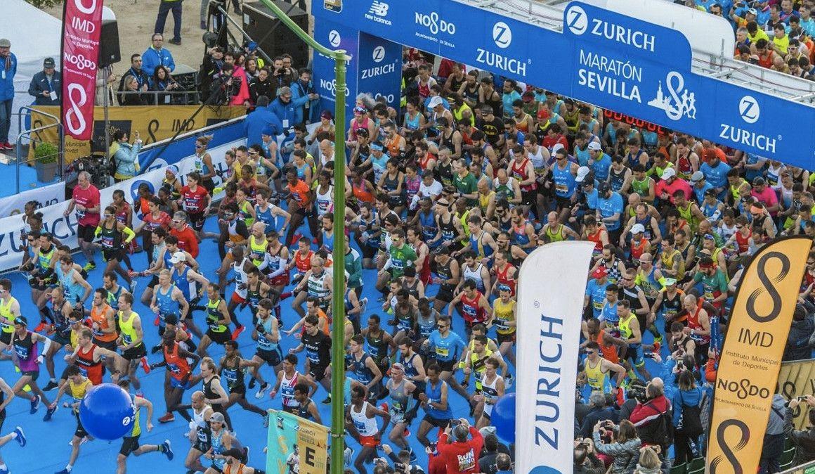 ¡Últimos días del Maratón de Sevilla a precio reducido!