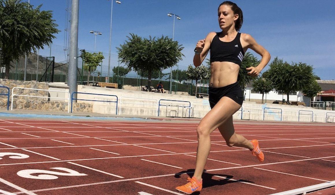 La atleta Paloma Sala denuncia discriminación de sexo en una prueba en Águilas