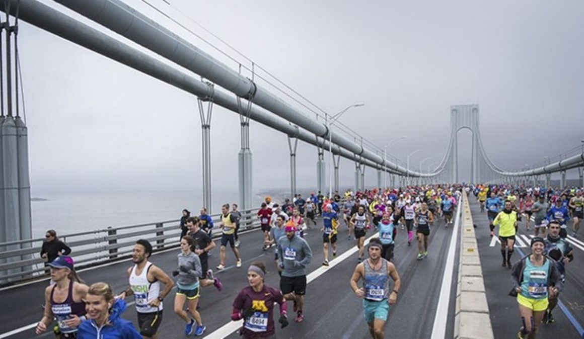 La increíble oferta para correr el Maratón de Nueva York este año