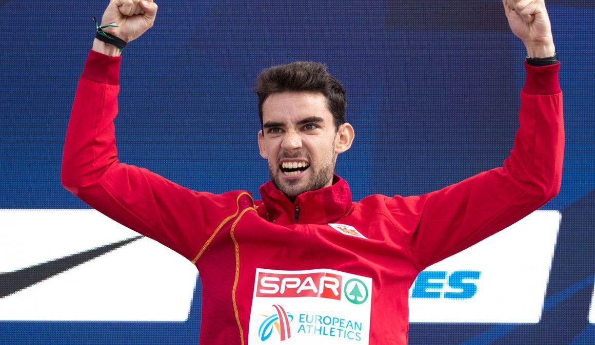 Álvaro Martín, primer campeón en La Nucía
