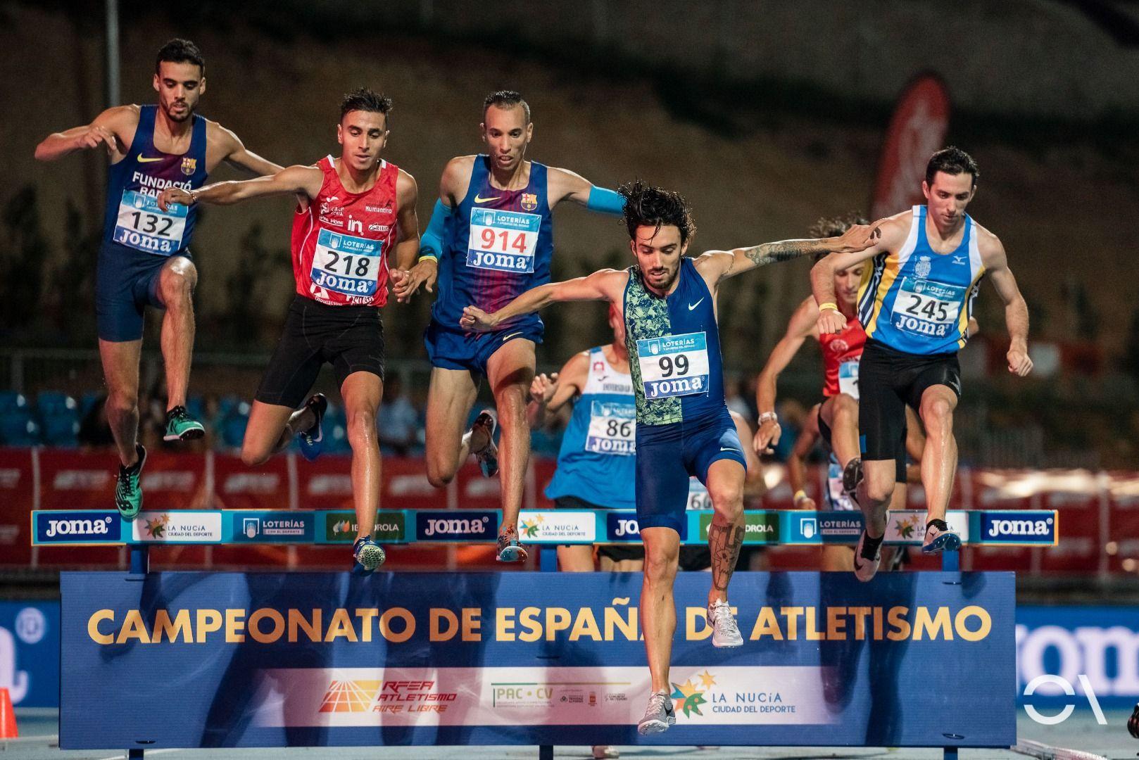 Campeonato de España de Atletismo La Nucía 2019 | JORNADA 2