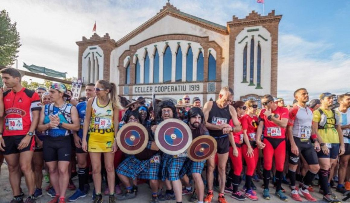 Maratón entre las viñas del Priorat