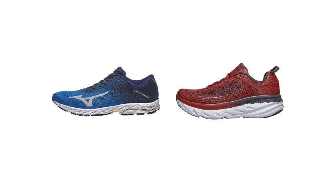 ¿Zapatillas para correr maximalistas o bajas?