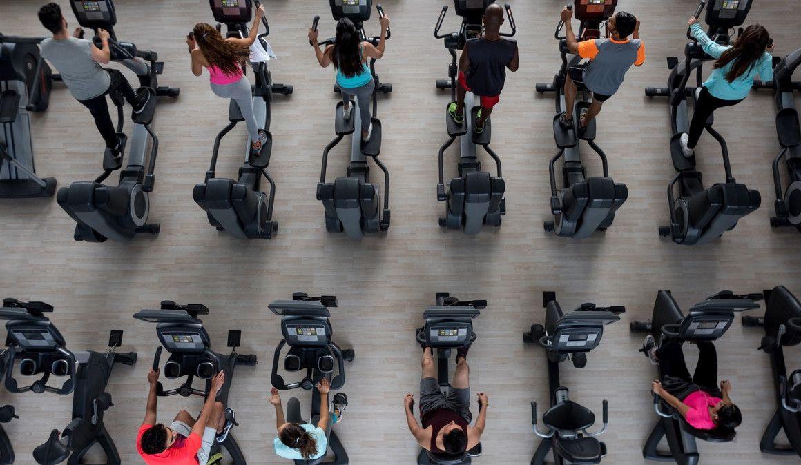 4 entrenamientos alternativos en el gimnasio para corredores