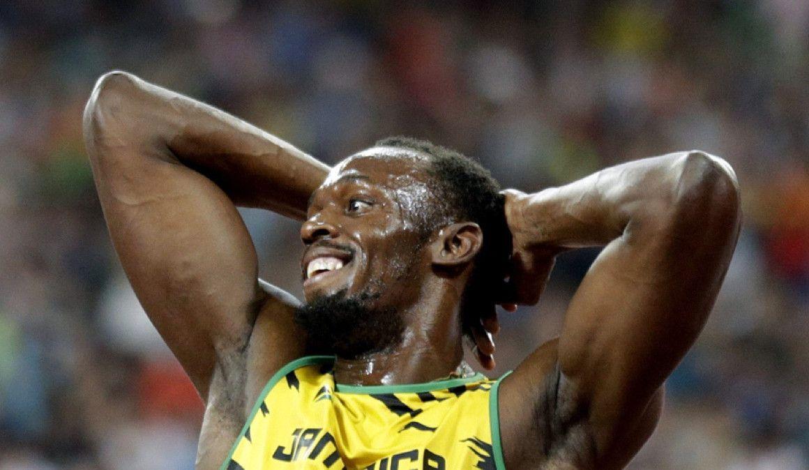 """Bolt: """"La persona que romperá mis récords todavía no ha nacido"""""""