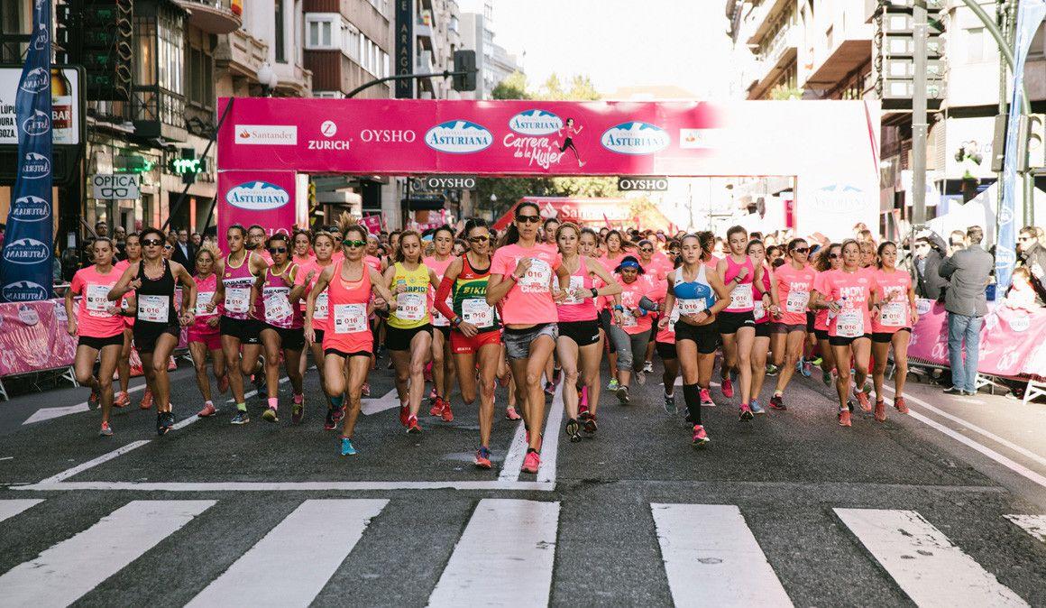 Ya están abiertas las inscripciones de la Carrera de la Mujer de Zaragoza