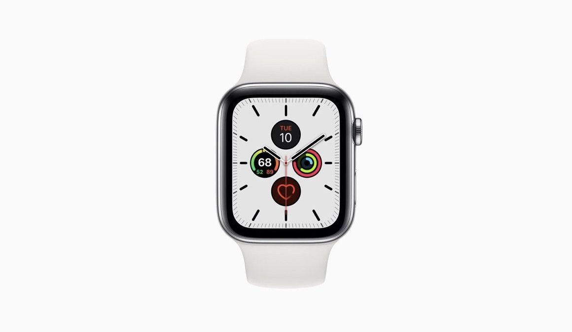 NOVEDAD I Apple Watch Series 5
