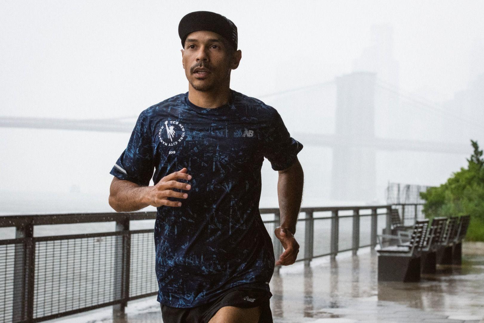 Así es la colección New Balance del Maratón de Nueva York