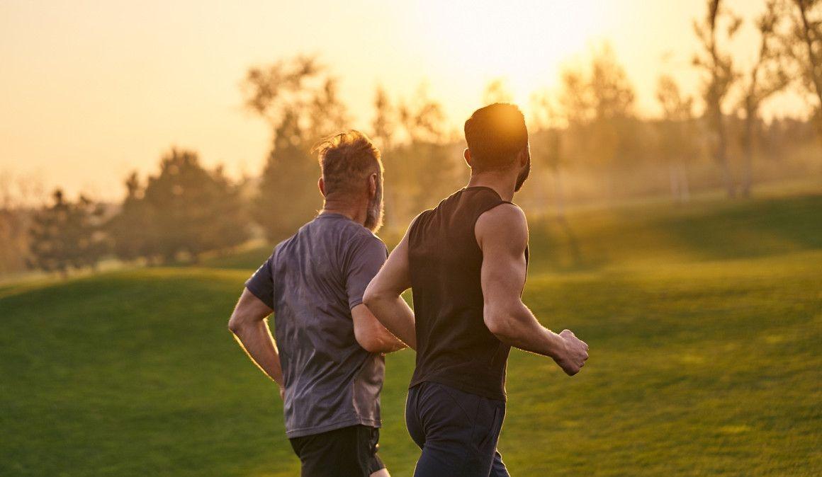 7 claves para correr en pareja