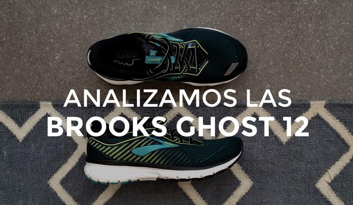 Estrenamos las Brooks Ghost 12