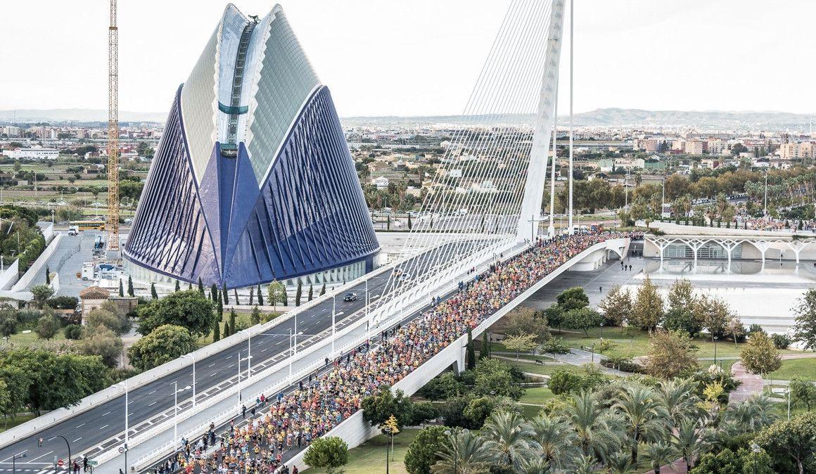 Estos son los ganadores de los dorsales del Maratón de Valencia