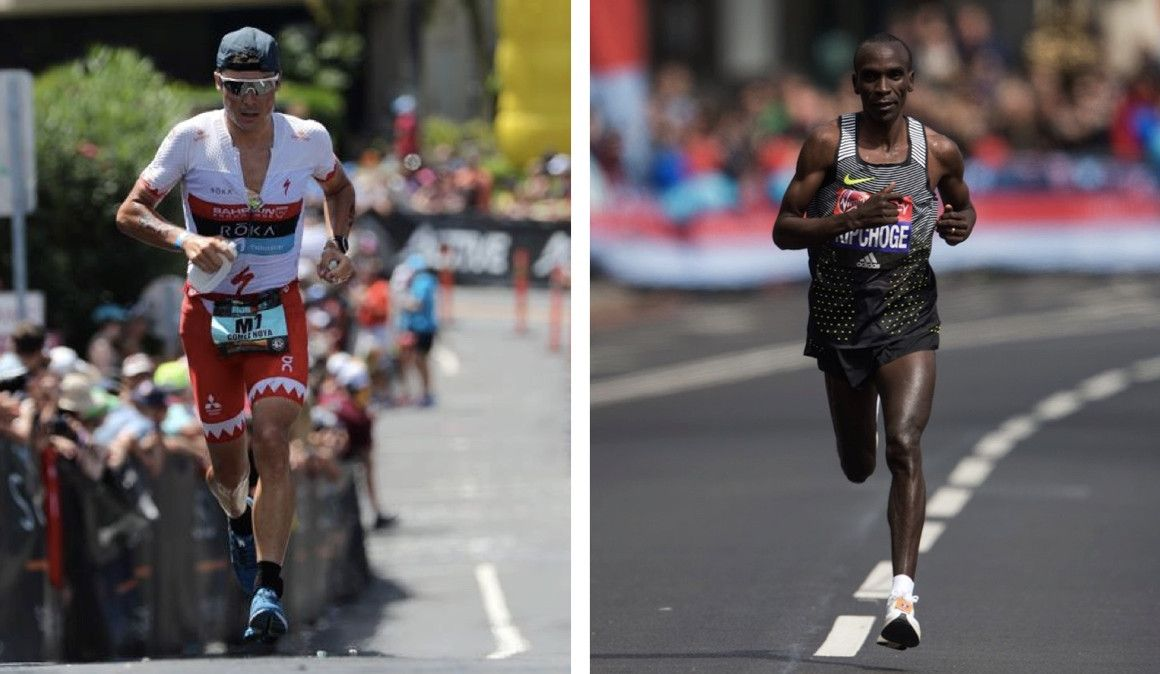 Diferencias entre el maratón el 'Ironman' y el maratón 'a secas'