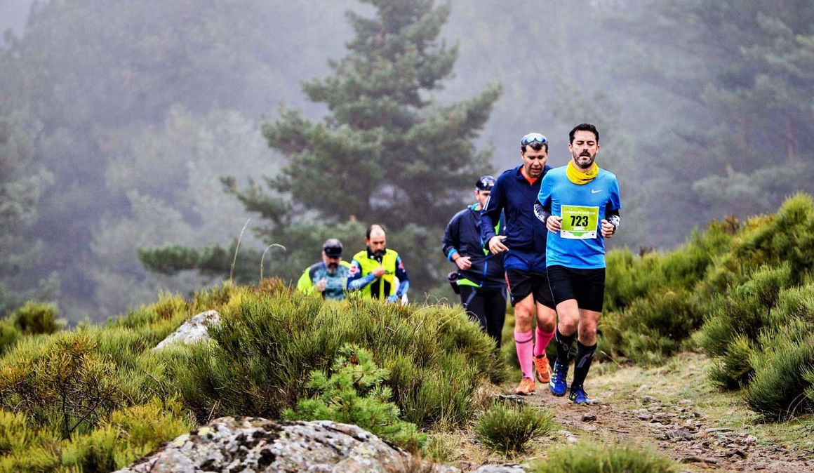 La Montaña Solidaria: la carrera de trail de San Lorenzo de El Escorial