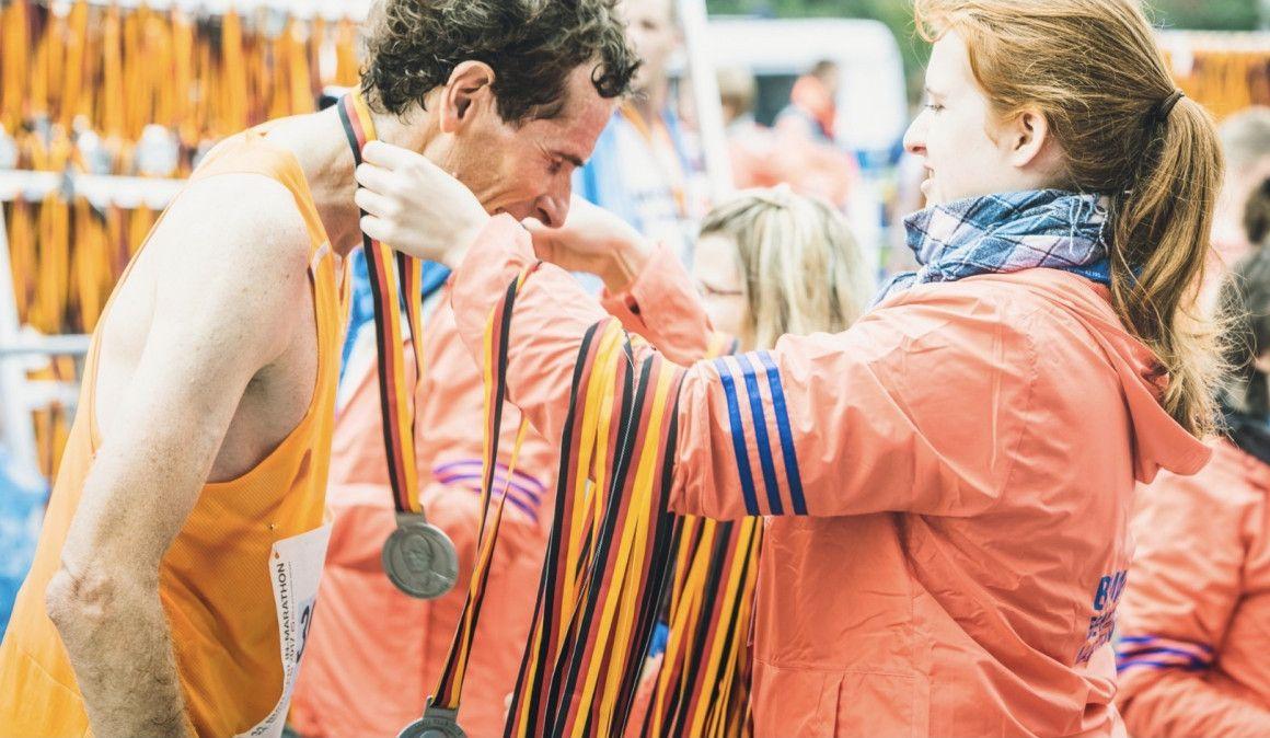 El Maratón de Berlín coincide con las elecciones alemanas