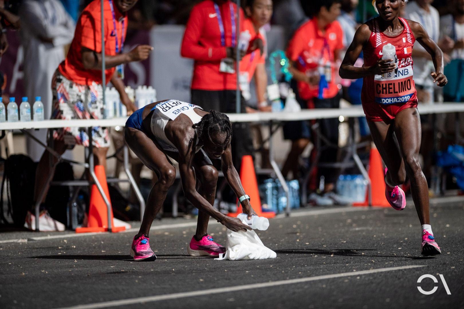 Campeonato del Mundo de Doha | MARATÓN FEMENINO