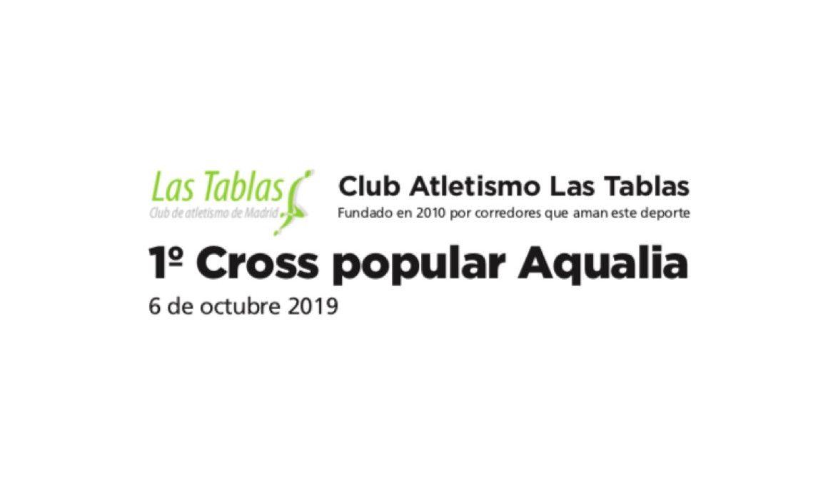 ¡Consigue gratis tu dorsal para el Cross Popular Aqualia!