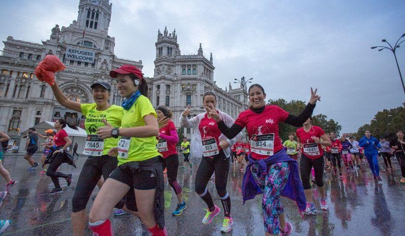 Corre los 6 km contra la violencia de género y la mutilación genital femenina