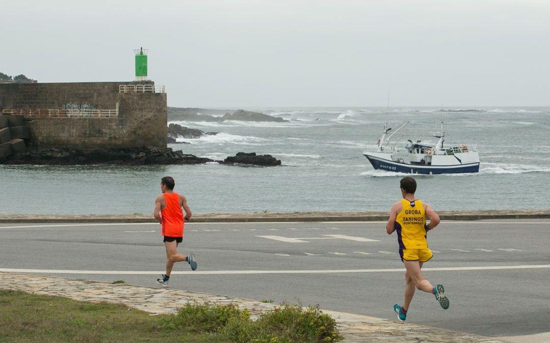 Gran éxito de la carrera 15K del Atlántico Banco Mediolanum Camiño Portugués da Costa