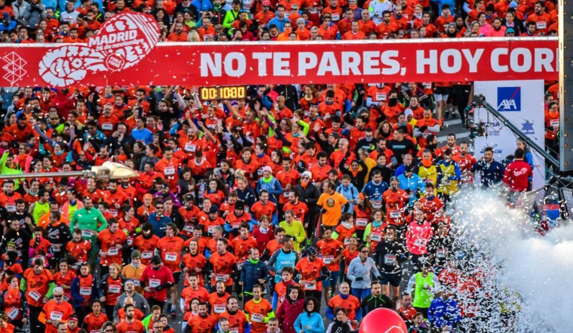 Carrera Ponle freno Madrid 2019