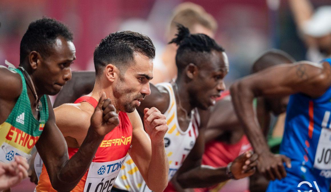 Reyes Estévez analiza la actuación del 1.500 y ofrece su pronóstico para las semifinales