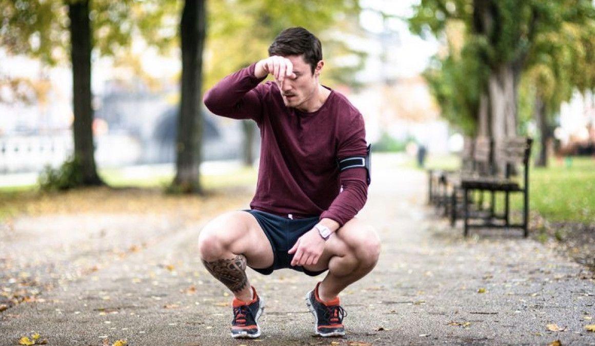 ¿Puedo correr si estoy resfriado?
