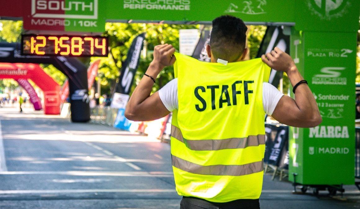 Voluntarios: héroes invisibles