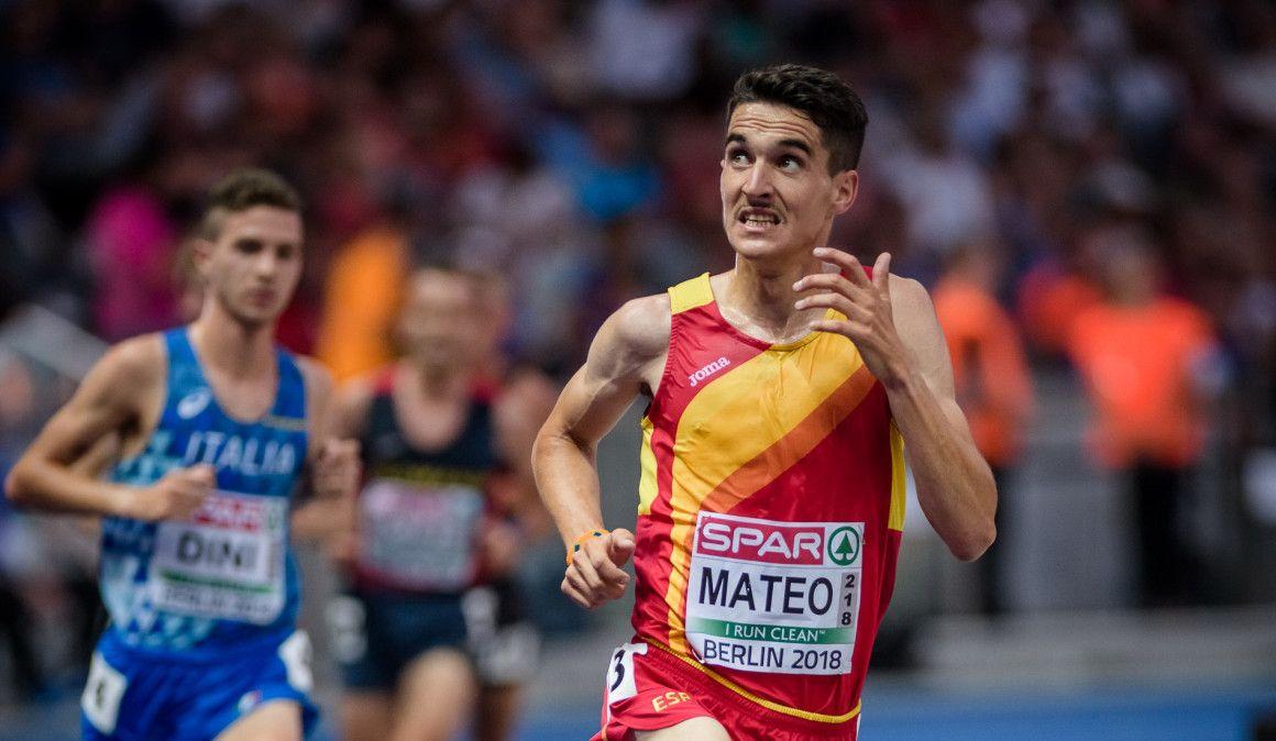 Datos para seguir un maratón en el que Mateo será el único español