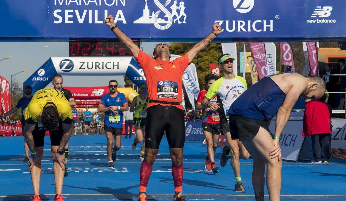 Maratón de Sevilla: consíguelo en 13 semanas