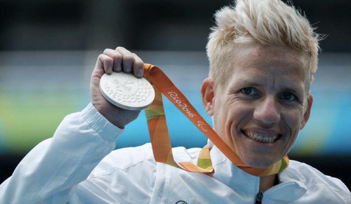 La campeona paralímpica Vervoot muere por eutanasia, como siempre deseó