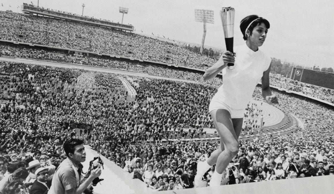 Fallece la primera mujer en encender un pebetero olímpico