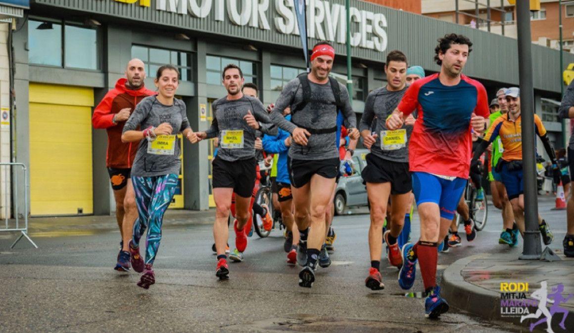 ¡Empieza la cuenta atrás para la Rodi Mitja Marató de Lleida!