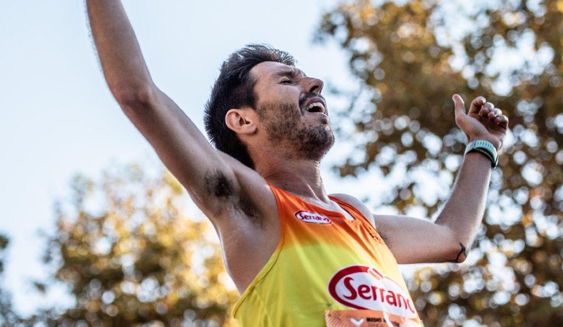 """Chiki Pérez: """"Tener miedo al maratón me ha hecho madurar"""""""