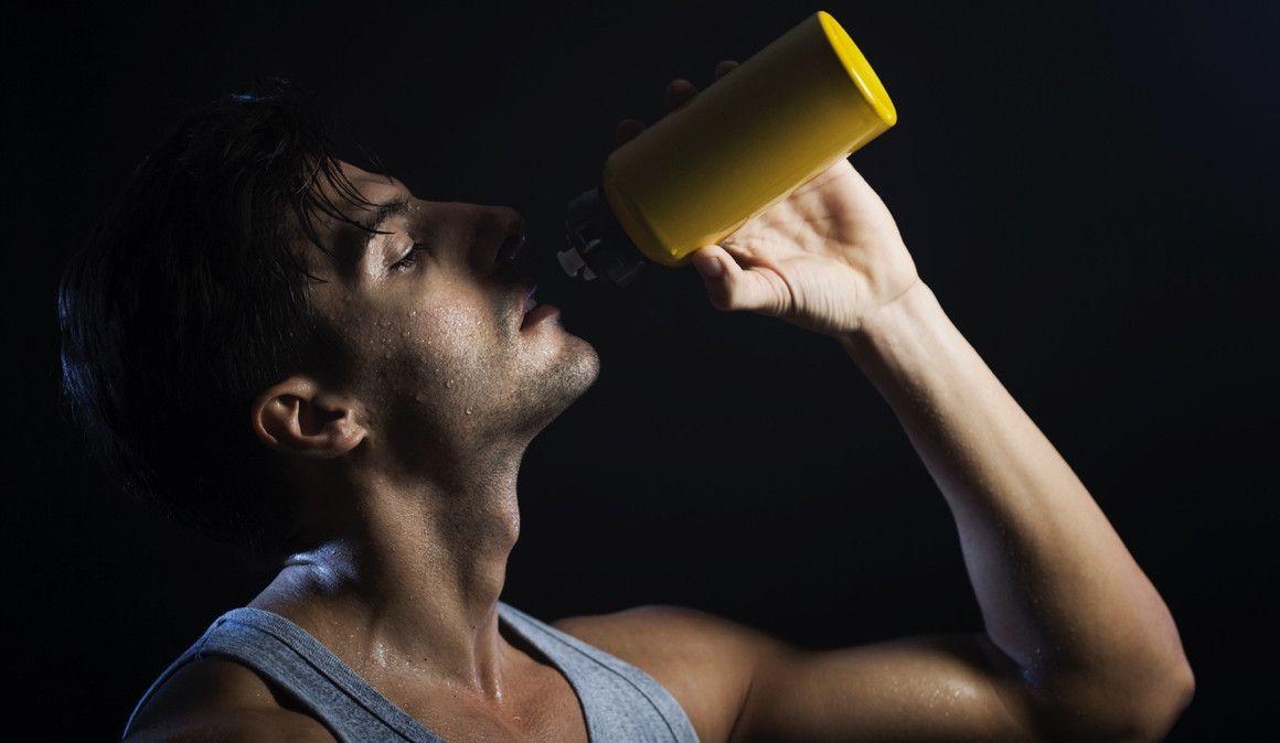 La bebida isotónica perfecta