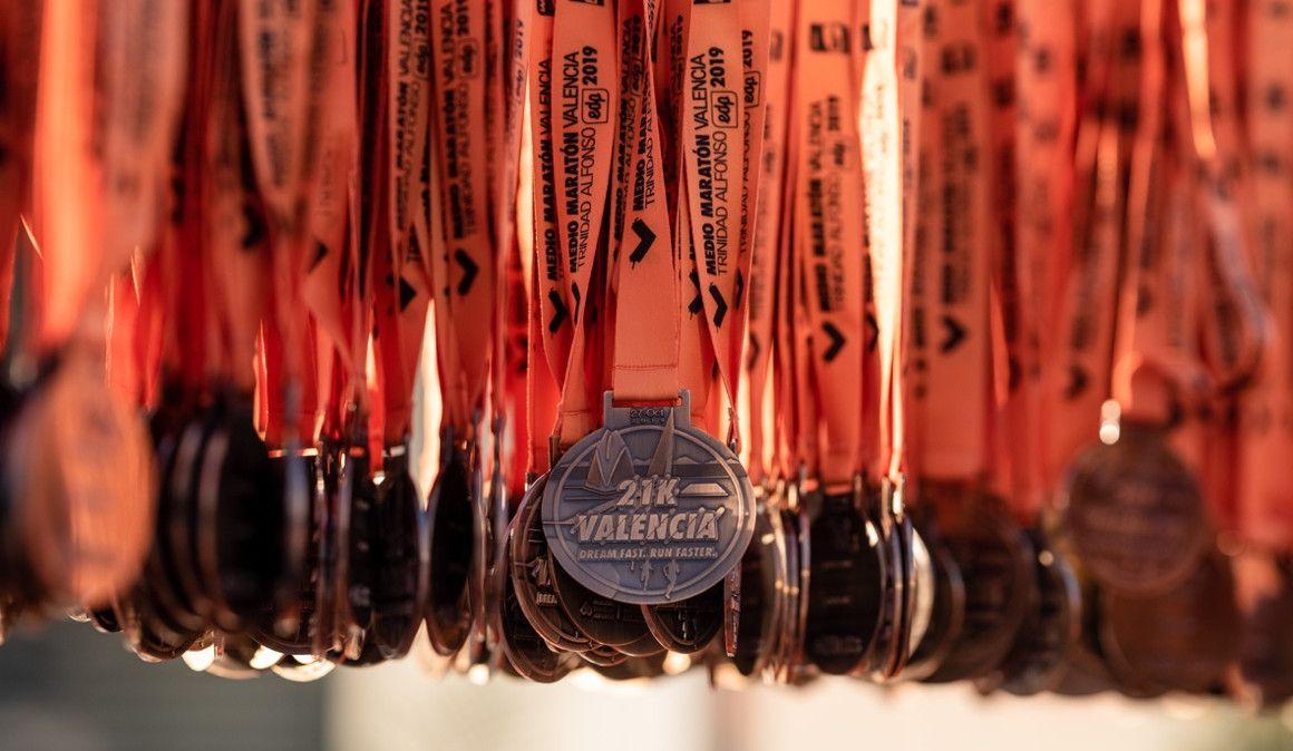 El Medio Maratón de Valencia 2020 será el 25 de octubre