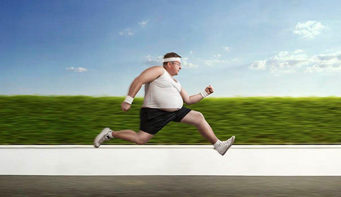 ¿Puedo correr si estoy gordo?