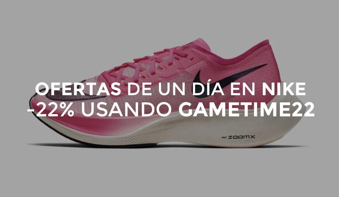 11 productos con un -22% en el Single Day de Nike