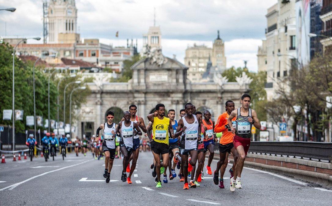 El Movistar Medio Maratón de Madrid alcanza el sello plata