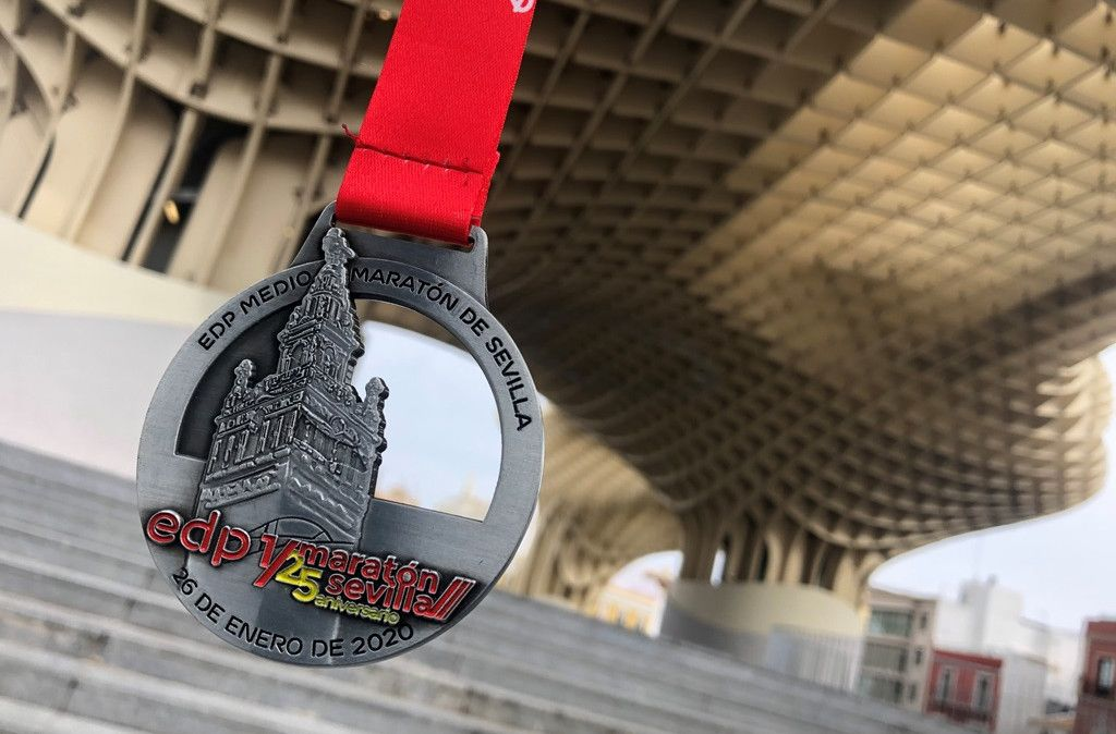 Más de 8.000 inscritos para las bodas de plata del EDP Medio Maratón de Sevilla