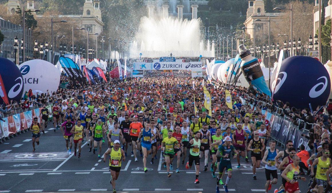 Zurich Marató de Barcelona: una experiencia única