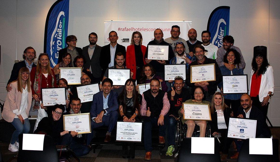 26 candidaturas finalistas en la II Edición de los Premios EuroTaller Solidarios del Running