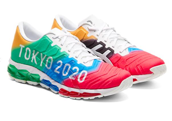 Las zapatillas ASICS edición especial Tokio 2020